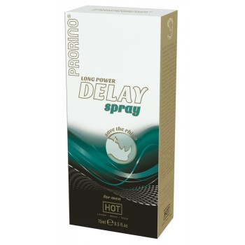Long Power Delay Spray 15 ml