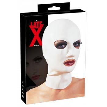 Lx Mask White