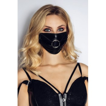 Face Mask with Ring