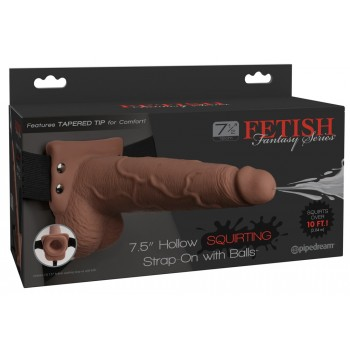 FF 7.5 Hollow Squirting Strap-