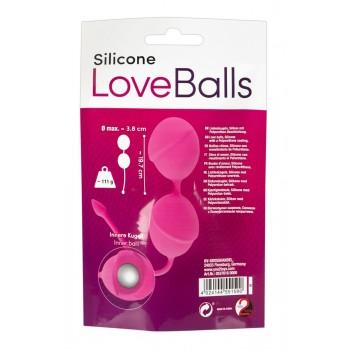 Silicone Love Balls