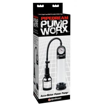 PW Accu-Meter Power Pump