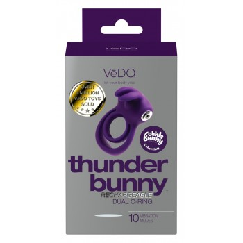 VeDO Thunder Bunny Deep Purple