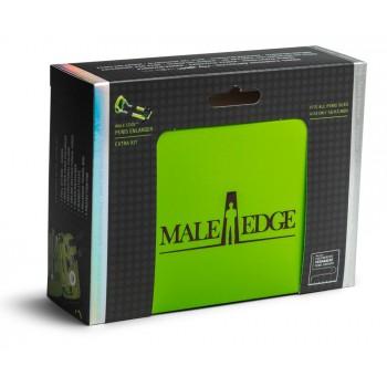 Male Edge dzimumlocekļa pagarināšanas/iztaisnošanas komplekts - MaleEdge Extra