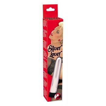 Vibrator Silver Lover