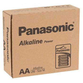 Battery Panasonic AA 12x4