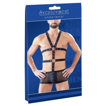 Pants and Harness men L